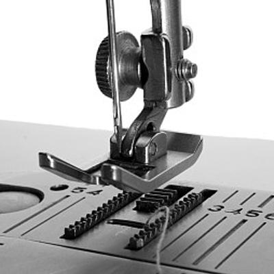 การพัฒนาตราสินค้าที่ไม่สามารถพัฒนาได้ของอุตสาหกรรมจักรเย็บผ้า